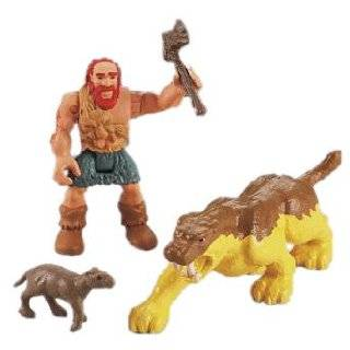 Mega Bloks Magnext Magna Saurs Saber Tooth Tiger Toys