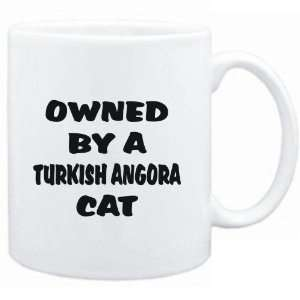 Mug White  OWNED by s Turkish Angora  Cats