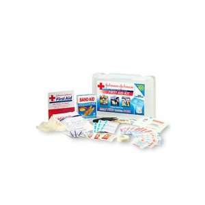 Johnson First Aid Kit Home & Office   150 items, 1 ea