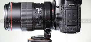 Tripod Mount Ring D Canon EF 100mm f/2.8L Macro IS USM
