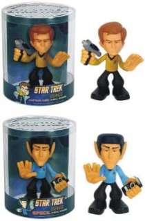 Bobbleheads   Star Trek Captain Kirk & Spock Set of 2