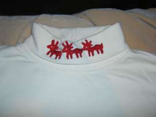 Ladies New Holiday Turtleneck Shirt by Design Options