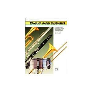 Alfred Publishing 00 5227 Yamaha Band Student, Book 3