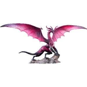Dark Horse Deluxe Dragon Age II Flemeth Dragon Statue Toys & Games
