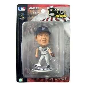 Yankees Joba Chamberlain 3.5 Mini Big Head Bobble Head Toys & Games