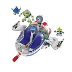 Hasbro Toy Story Intergalactic Spaceship Adventure Toys & Games