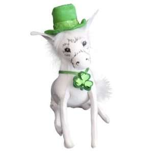 Annalee Doll Irish St Patricks Day Dublin Donkey 8