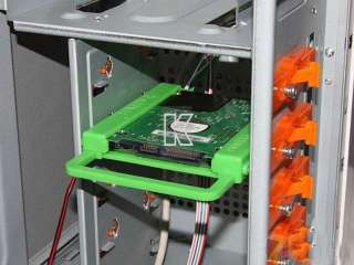 """SSD HDD TO 3.5"""" Mounting Adapter Bracket Dock For PC SSD"""