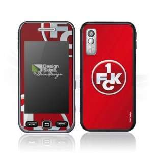 Design Skins for Samsung S5230 Star   1. FCK Logo Design