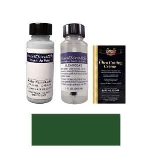 Dark Green Paint Bottle Kit for 1967 Volvo All Models (94) Automotive
