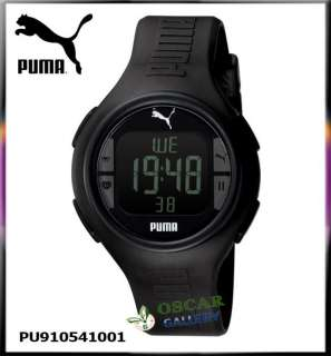 PUMA PULSE PU910541001 HEART RATE MONITOR MENS WATCH NEW 2 YEARS
