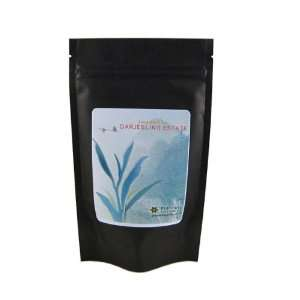 Puripan Organic Loose Black Tea, Darjeeling Estate Bulk 1 lb Bag