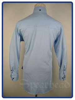 WW2 German Luftwaffe M41 Light blue Knitting Shirt XL