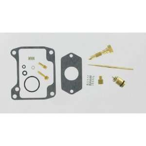 87 92 SUZUKI LT250R: MOOSE CARBURETOR REPAIR KIT: Patio, Lawn & Garden