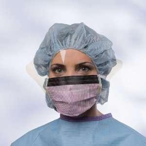 Face Masks w/Eyeshield Qty 100 per Case