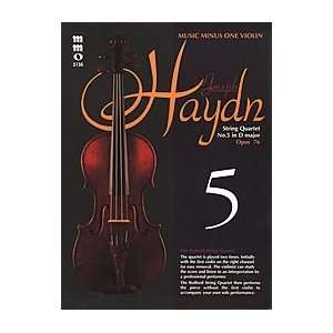 Haydn String Quartet D Major (Minus Violin) Bedford