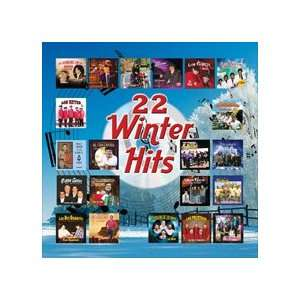 22 WINTER HITS VARIOUS ARTISTS Music