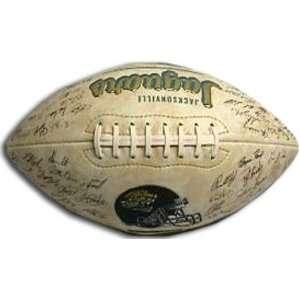Jaguars Replica Autograph Foto Football: Sports & Outdoors