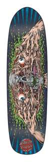 Cruz Graphic Artist Legend Jim Phillips Facial Skateboard Deck