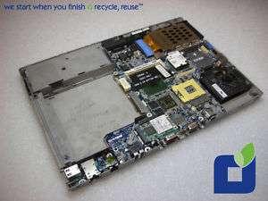 Dell Latitude D630 C2D System Board W/O CPU   F923K