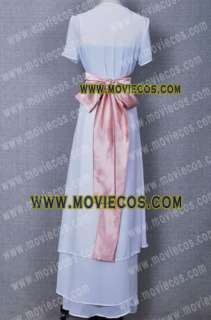 White Dress Costume * Taillor Made High Quality
