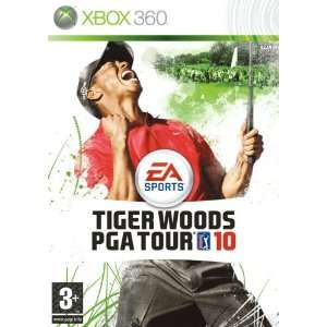 Tiger Woods PGA Tour 10   Xbox 360 Video Games