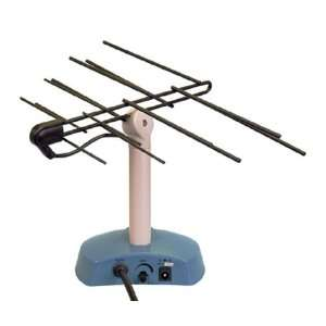 HDTV Indoor Boom Style Amplified Antenna Low Profile Boom