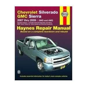 Chevrolet Silverado & GMC Sierra, 2007 thru 2009 (Haynes Repair Manual