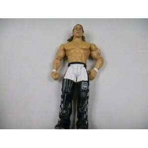 WWF Wrestling Shawn Michaels Action Figure with Black & White Pants