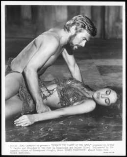 PLANET APES JAMES FRANCISCUS LINDA HARRISON ORIG STILL