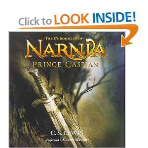 of Narnia  Prince Caspian C. S. Lewis, Claire Bloom Books