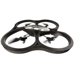 New* Parrot AR.Drone Helicopter iPhone/iPad WiFi Controlled + Extra