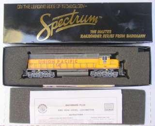 HO Bachmann Spectrum EMD SD45 Diesel UP #14 Union Pacific Railroad
