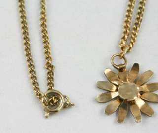 Up for sale is a Lot of 4 Vintage Gold Tone Necklaces Nugget Purple