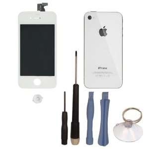 BRAND NEW High Quality IPhone 4 Black To White Full
