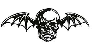 AVENGED SEVENFOLD Logo Laptop Car Decal Vinyl Sticker