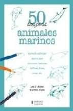 50 DIBUJOS DE ANIMALES MARINOS   WARREN BUDD. Resumen del libro y