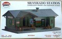 MODEL POWER HO SCALE SILVERADO STATION BUILDING KIT |