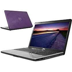Dell Inspiron 1750 Core 2 Duo 2GHz 320GB 4GB Purple Laptop