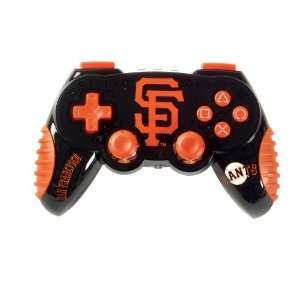 Playstation 2 MLB San Francisco Giants Wireless Game Pad Video Games