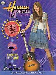 Hannah Montana the Movie Sticker Book 2 (Paperback)