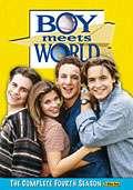 Boy Meets World The Complete Season 4 (DVD)