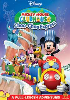 Mouse Clubhouse Mickeys Choo Choo Express (DVD)