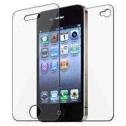 OtterBox Black Impact Case/ Screen Protector for Apple iPhone 4S