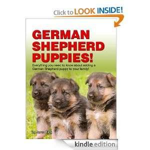 Your Complete Guide to German Shepherd Puppies Aaron King