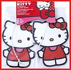 sanrio hello kitty hanging air freshener auto accessory expedited