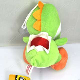 Super Mario Bros Yoshi 7 plush toy doll M75