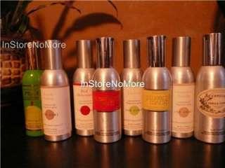 Bath Body Works Home Fragrance Spray 1.5oz RARE VHTF