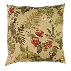 Fern Gully Tropical Outdoor Pillows (Set of 2)  Overstock