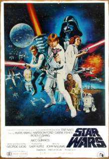 Star Wars Tin Sign at AllPosters